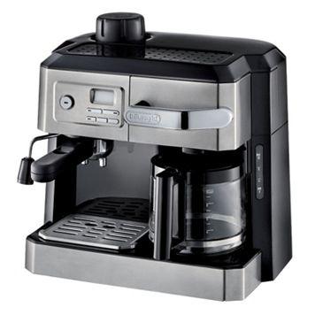 DeLonghi All-in-One Combination Coffee & Espresso Machine