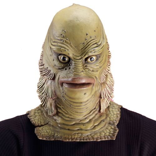Universal Monster Collector's Edition Creature from the Black Lagoon Mask - Adult