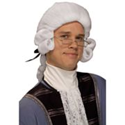 Men's Colonial Costume Wig - Adult