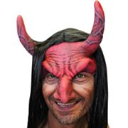 Red Devil Headpiece - Adult