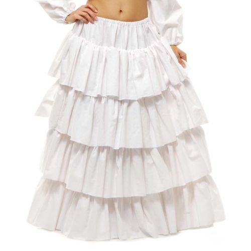 Tiered Costume Petticoat - Adult