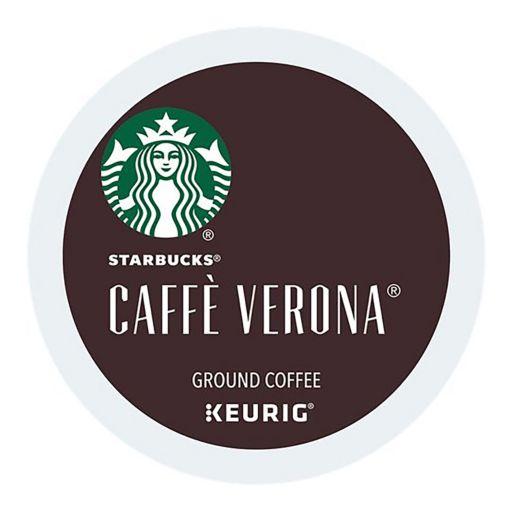 Keurig® K-Cup® Pod Starbucks Caffe Verona Dark Roast Coffee - 16-pk.