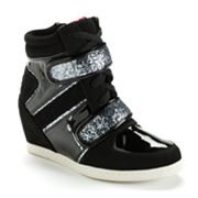 Candie's Wedge Sneakers - Girls