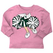 New York Jets Cheerleader Tee - Baby