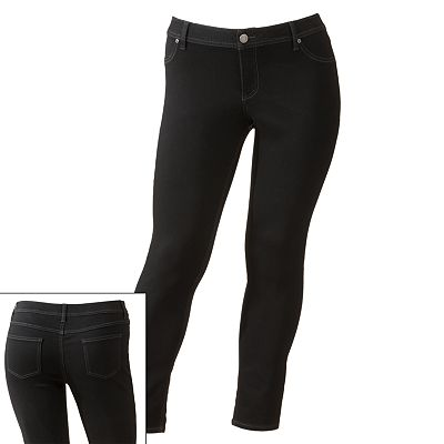 SO Jeggings - Juniors' Plus