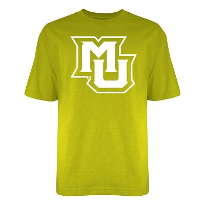 Marquette Golden Eagles White Out Logo Tee - Men