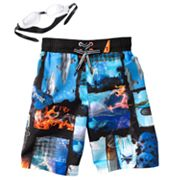ZeroXposur Photo Swim Trunks - Boys 4-7