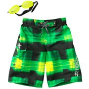 ZeroXposur Spectrum Swim Trunks - Boys 4-7