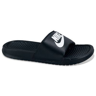 Nike Benassi Slide Sandals - Grade School Boys