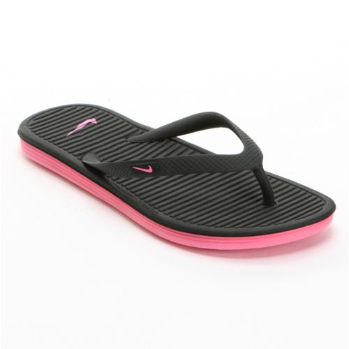 Nike Solarsoft Flip-Flops - Girls