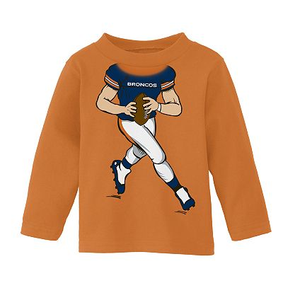 Denver Broncos Football Tee - Toddler