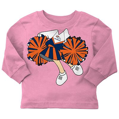 Denver Broncos Cheerleader Tee - Toddler