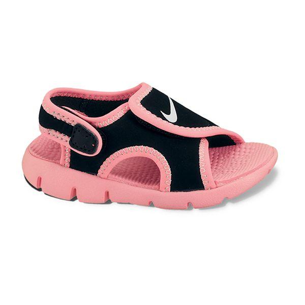 Nike Sunray Sport Sandals - Toddler Girls