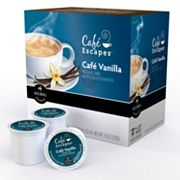 Keurig K-Cup Portion Pack Cafe Escapes Cafe Vanilla Coffee - 16-pk.
