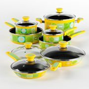 Metalac Cookware by Karim Tart 13-pc. Cookware Set
