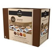 Keurig K-Cup Portion Pack Cafe Escapes Variety Pack - 40-pk.