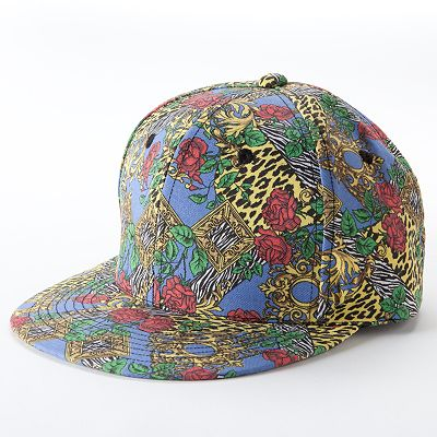 Mudd Rose Baroque Baseball Cap