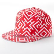 Mudd Abstract Baseball Cap