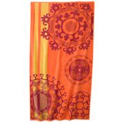 SONOMA life + style Medallion Beach Towel