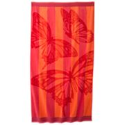 SONOMA life + style Butterfly Striped Beach Towel