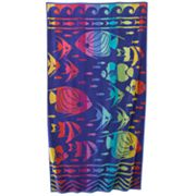 SONOMA life + style Rainbow Fish Beach Towel
