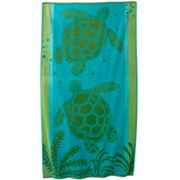 SONOMA life + style Turtles Beach Towel
