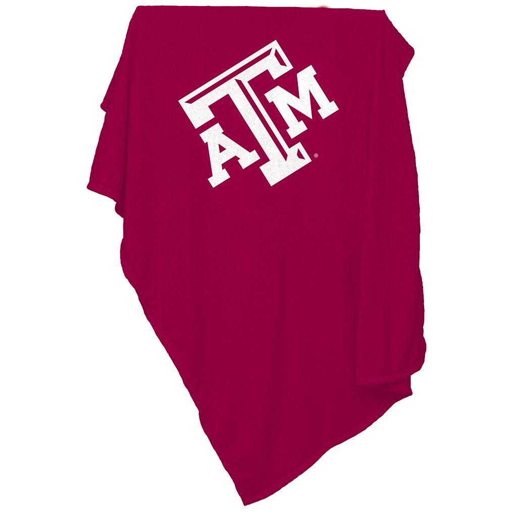 Texas A&M Aggies Sweatshirt Blanket