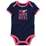 Carter's My Auntie Rocks Bodysuit - Baby
