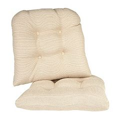 Indoor Chair Pads & Cushions - Decorative Pillows & Chair Pads ...