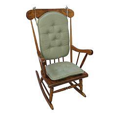 The Gripper Venus 2 pc Rocking Chair Pad Set
