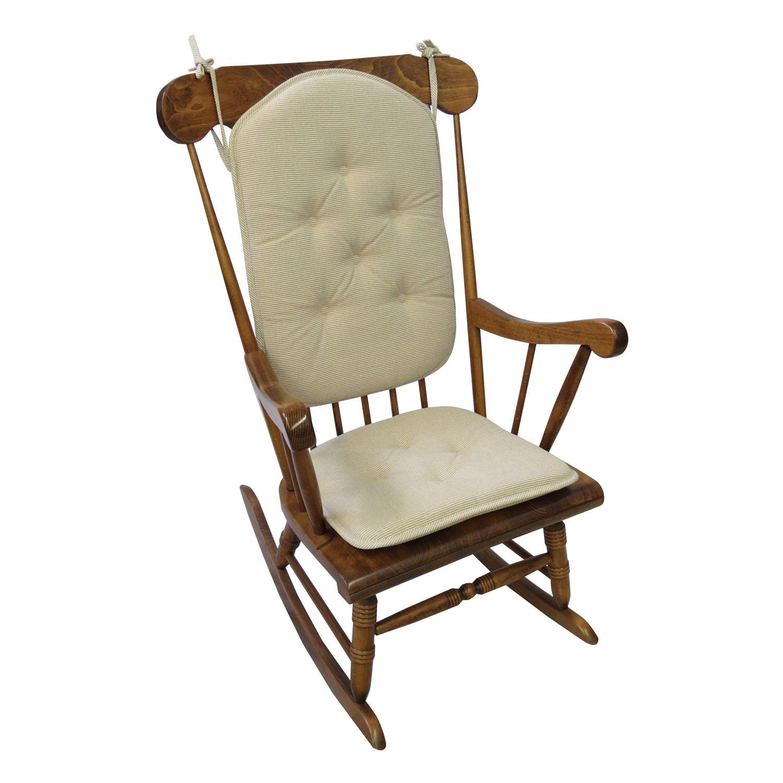 The Gripper Venus 2 Pc. Rocking Chair Pad Set