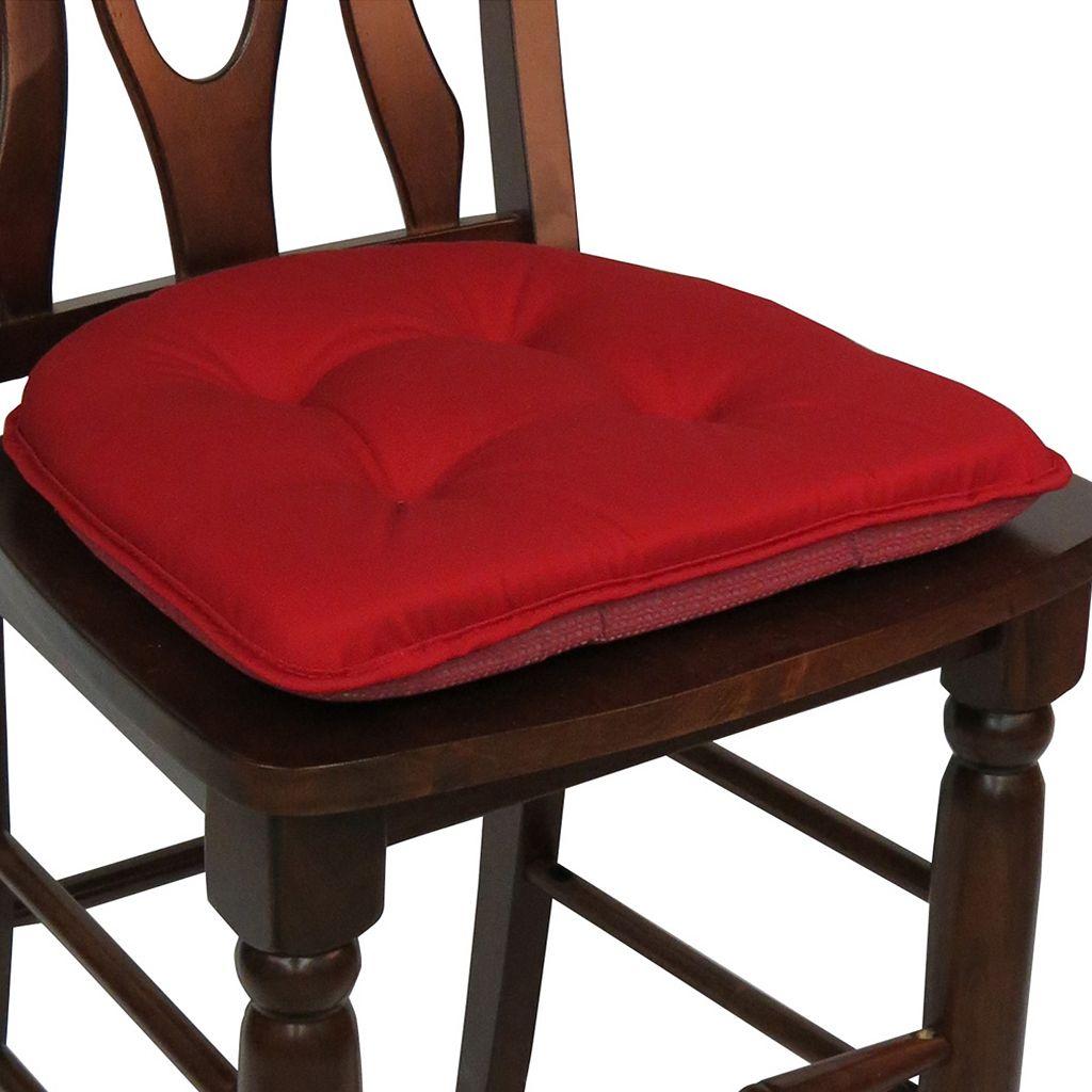 The Gripper Twill 2-pk. Chair Pads