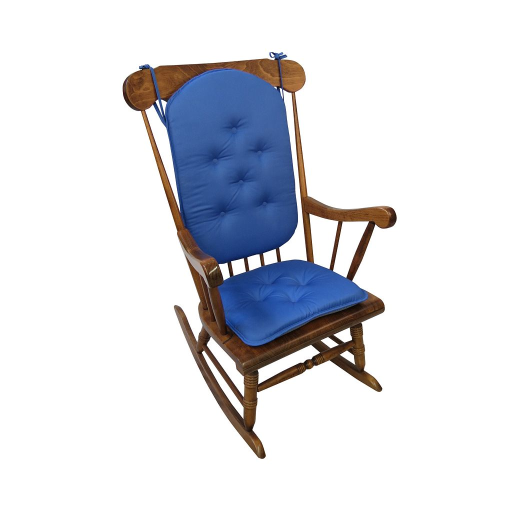 The Gripper Twill 2-pc. Rocking Chair Pad Set