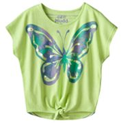 Mudd Butterfly Top - Girls 4-6x
