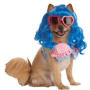 Cupcake Girl Costume - Pet