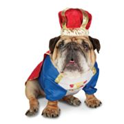 Zelda Canine King Costume - Pet