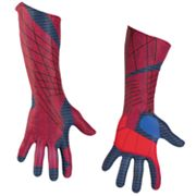 The Amazing Spider-Man Costume Gloves - Adult