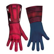 The Avengers Captain America Deluxe Costume Gloves - Adult