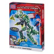 The Amazing Spider-Man Lizard Techbot Set by Mega Bloks