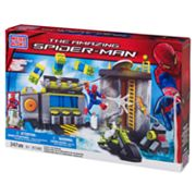 The Amazing Spider-Man Sewer Lab Ambush Set by Mega Bloks