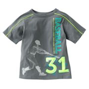 Jumping Beans Baseball Tee - Boys 4-7x