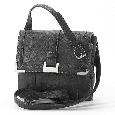 Chaps Multicompartment Cross-Body Bag