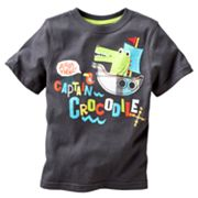 Jumping Beans Captain Crocodile Tee - Toddler