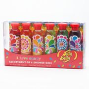Jelly Belly 6-pc. I Love Candy Shower Gel Gift Set