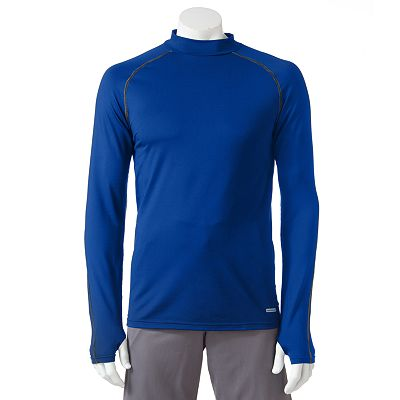 Tek Gear Fitted Mockneck Shirt - Men