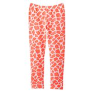 Jumping Beans Giraffe Leggings - Girls 4-7