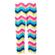 Jumping Beans Chevron Leggings - Girls 4-7
