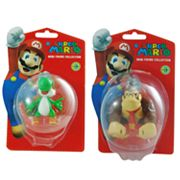 Super Mario 2-pk. Yoshi and Donkey Kong Mini Figures - Series 3