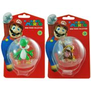 Super Mario 2-pk. Yoshi and Dixie Mini Figures - Series 3