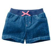 Jumping Beans Denim Shorts - Baby